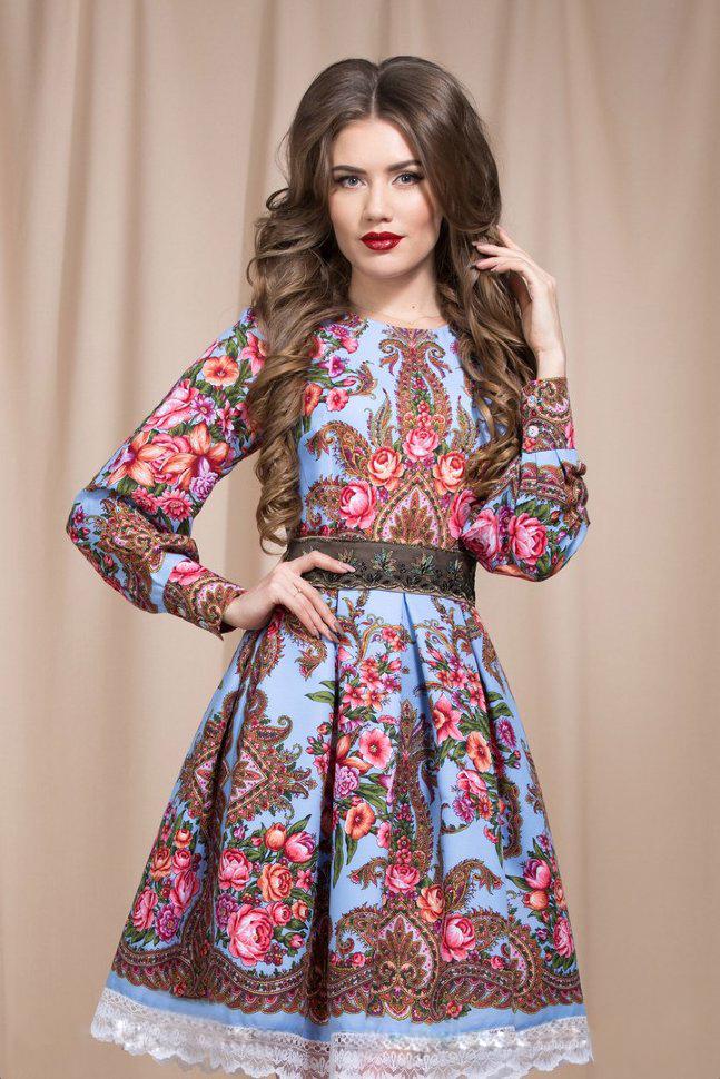 Русская одежда с примеркой и доставкой